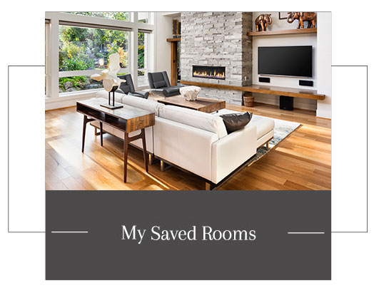 My Saved Rooms